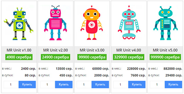 Money Robot роботы