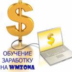 WMzona — легкий способ заработка в интернете